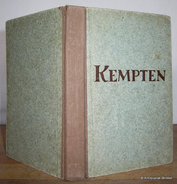 Kempten. Sehenswertes und Wissenswertes aus Geschichte, Kunst: Kempten.