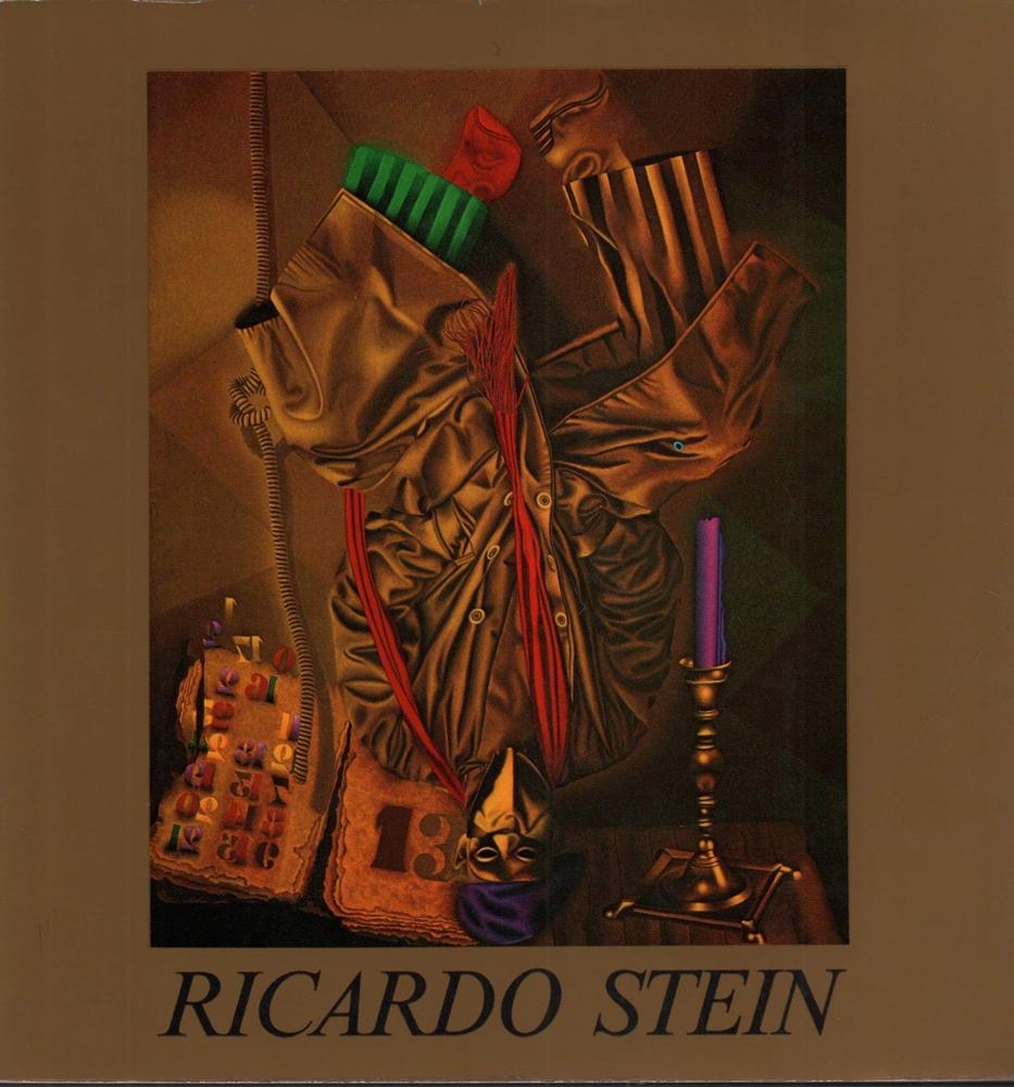 Ricardo Stein. (Ausstellungskat. Text von E. Kahn).: Stein, R.-.