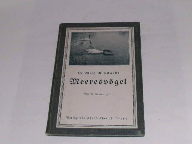 Meeresvögel.: Eckardt, Wilhelm R.:
