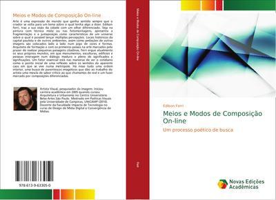 Meios e Modos de Composição On-line - Edilson Ferri