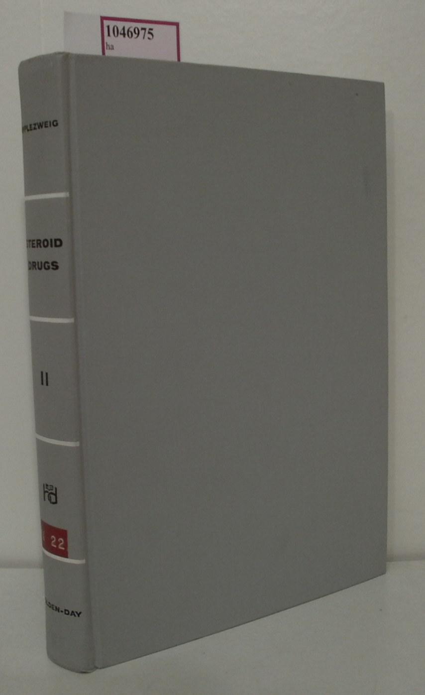 Steroid Drugs. Vol. 2: Index of Biologically: Applezweig, Norman: