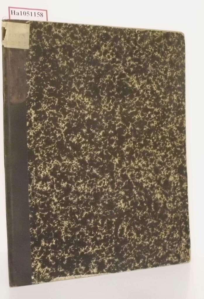 De virginum exercitationibus gymnicis apud veteres. Abhandlung.: Meyer, L.: