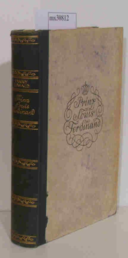 Prinz Louis Ferdinand: Lewald, Fanny: