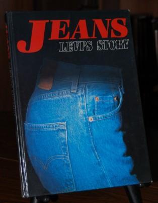 левис джинсы история