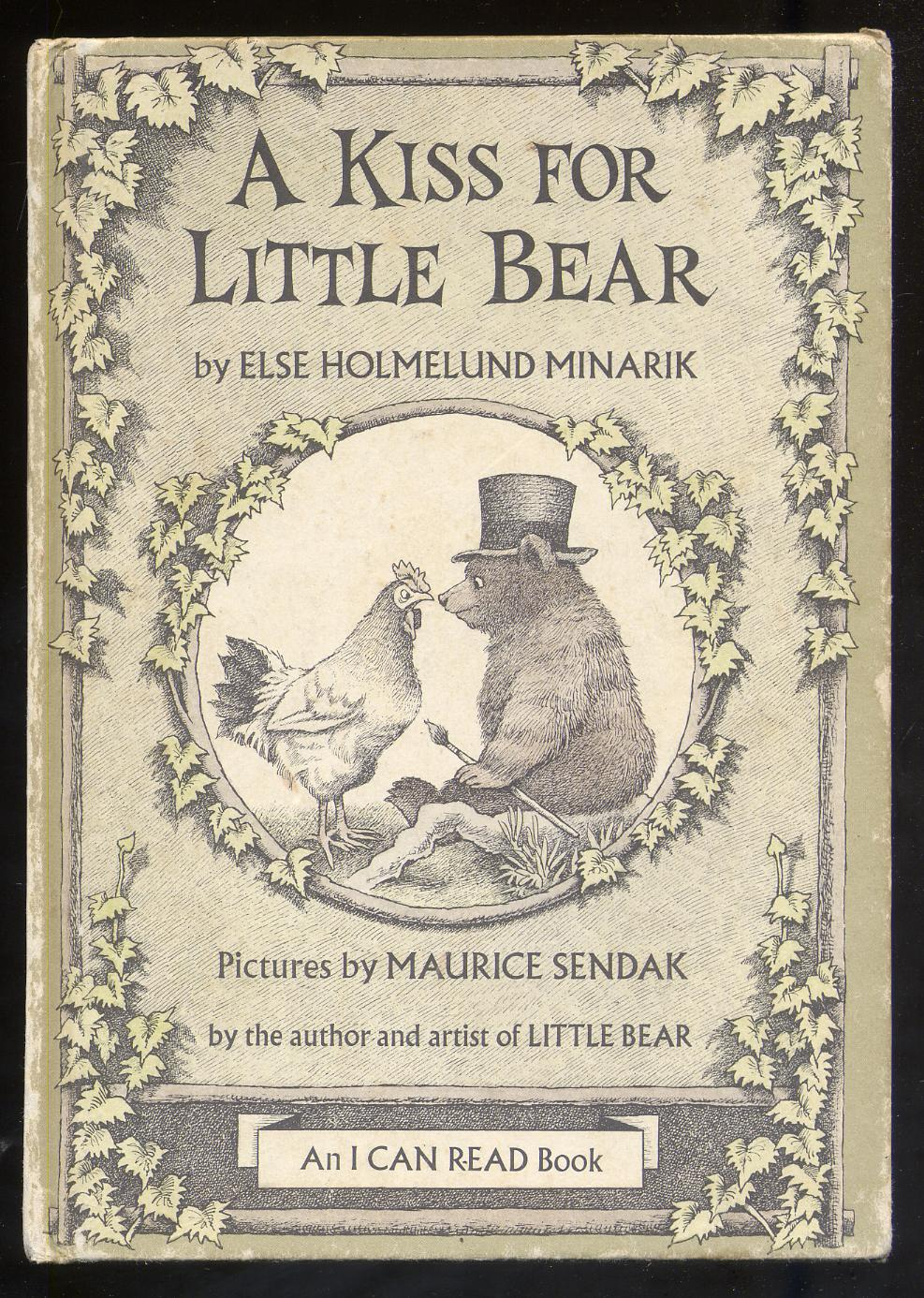 A Kiss for Little Bear: MINARIK, Else Holmelund.