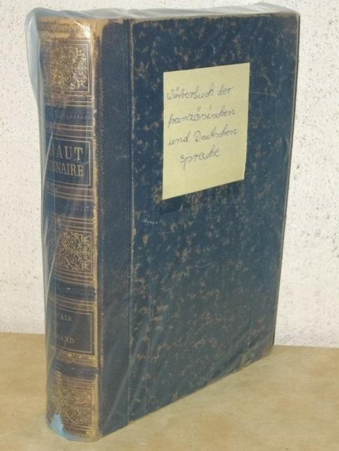 Wörterbuch der französischen und deutschen Sprache 2: M. A. Thibaut: