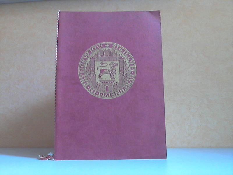 Braunschweig überreicht von der Stadt: Stadt Braunschweig (Herausgeber);