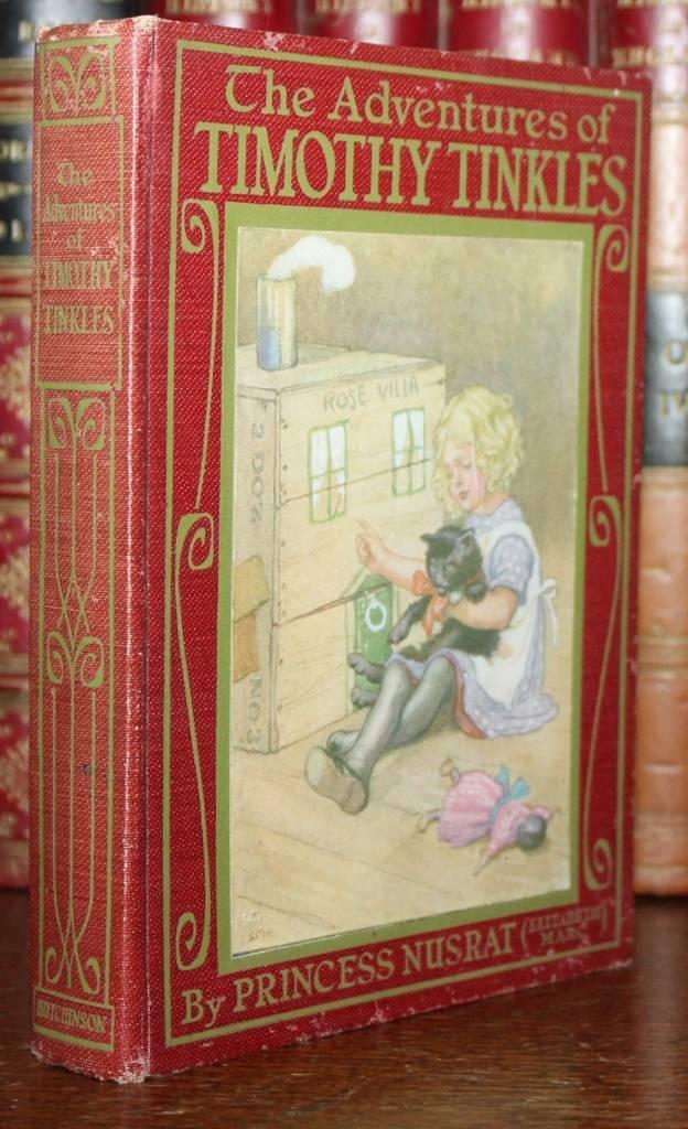 The Adventures of Timothy Tinkles A Little: PRINCESS NUSRAT (Elizabeth
