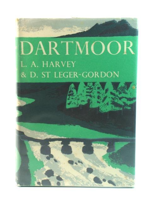 Dartmoor (The New Naturalist): Harvey, L. A.;