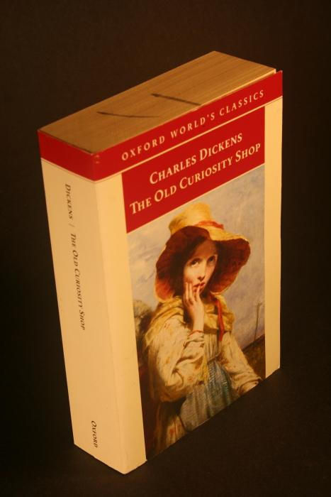 The Old Curiosity Shop (Oxford World's Classics).: Charles Dickens