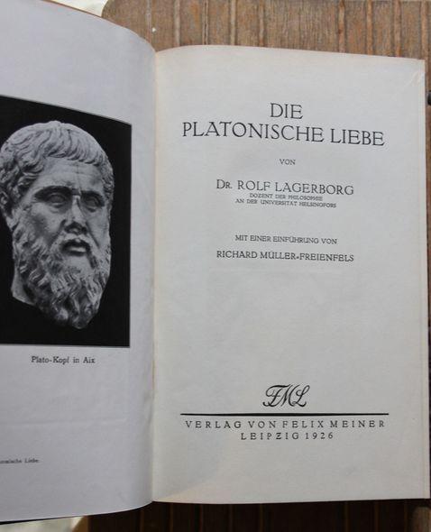 Eine platonische ist liebe was Platonische Liebe: