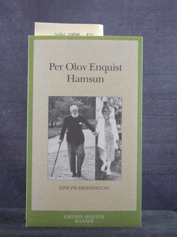 Per Olov Enquist. Eine Filmerzählung. 5. Auflage.: Bruns, Alken.