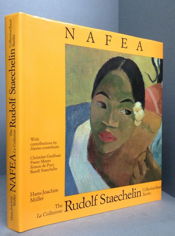 NAFEA THE RUDOLF STAECHELIN COLLECTION, cOLLECTION BASEL: MULLER, Hans-Joachim