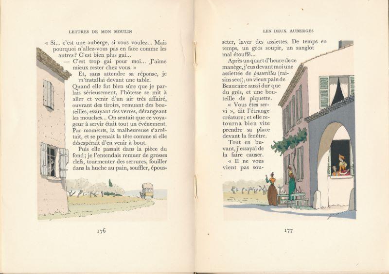 Lettres de mon moulin: DAUDET ALPHONSE -