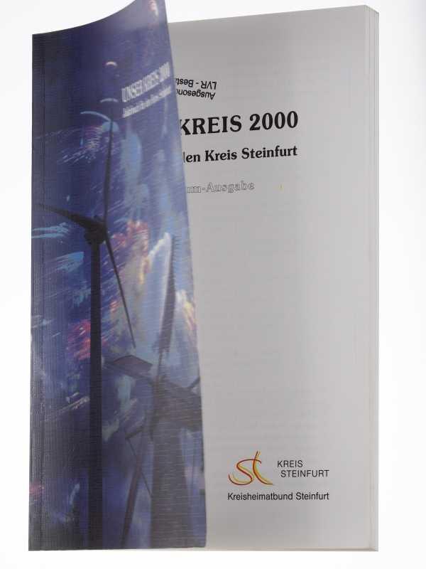 Unser Kreis 2000. Jahrbuch für den Kreis: Steinfurt, Kreis.-