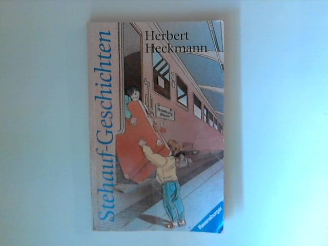 Stehauf-Geschichten. Ill. von Hannes Binder.: Heckmann, Herbert: