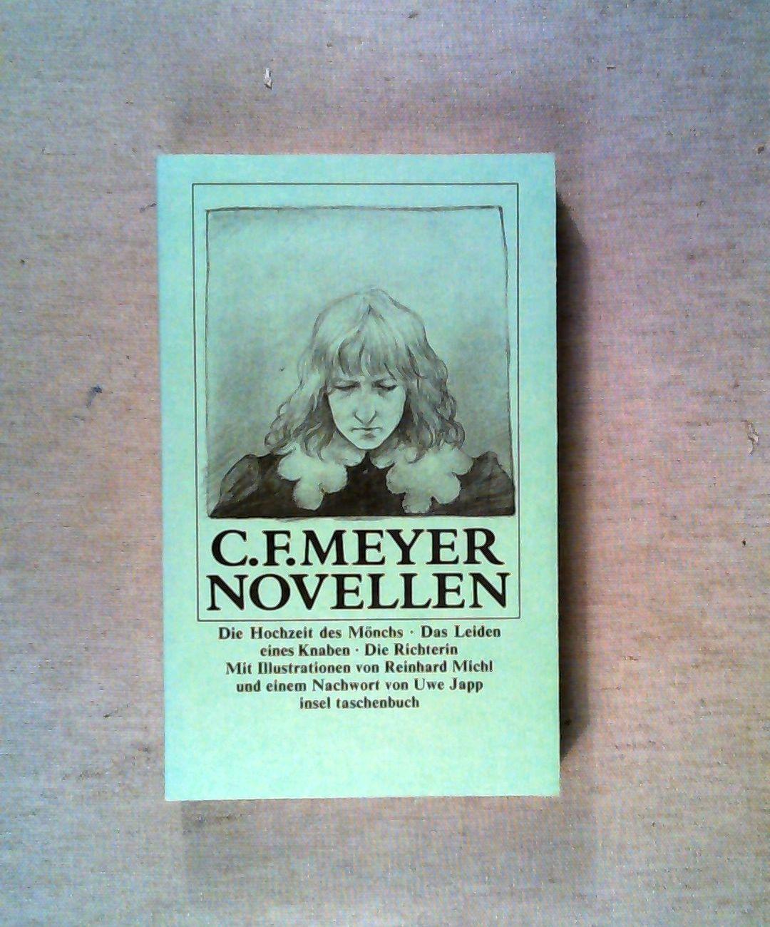Novellen: Meyer, Conrad Ferdinand:
