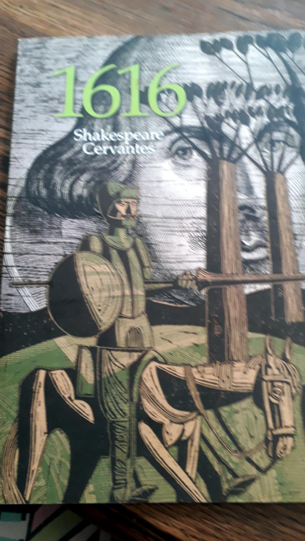 1616 SHAKESPEARE - CERVANTES: SHAKESPEARE - CERVANTES-