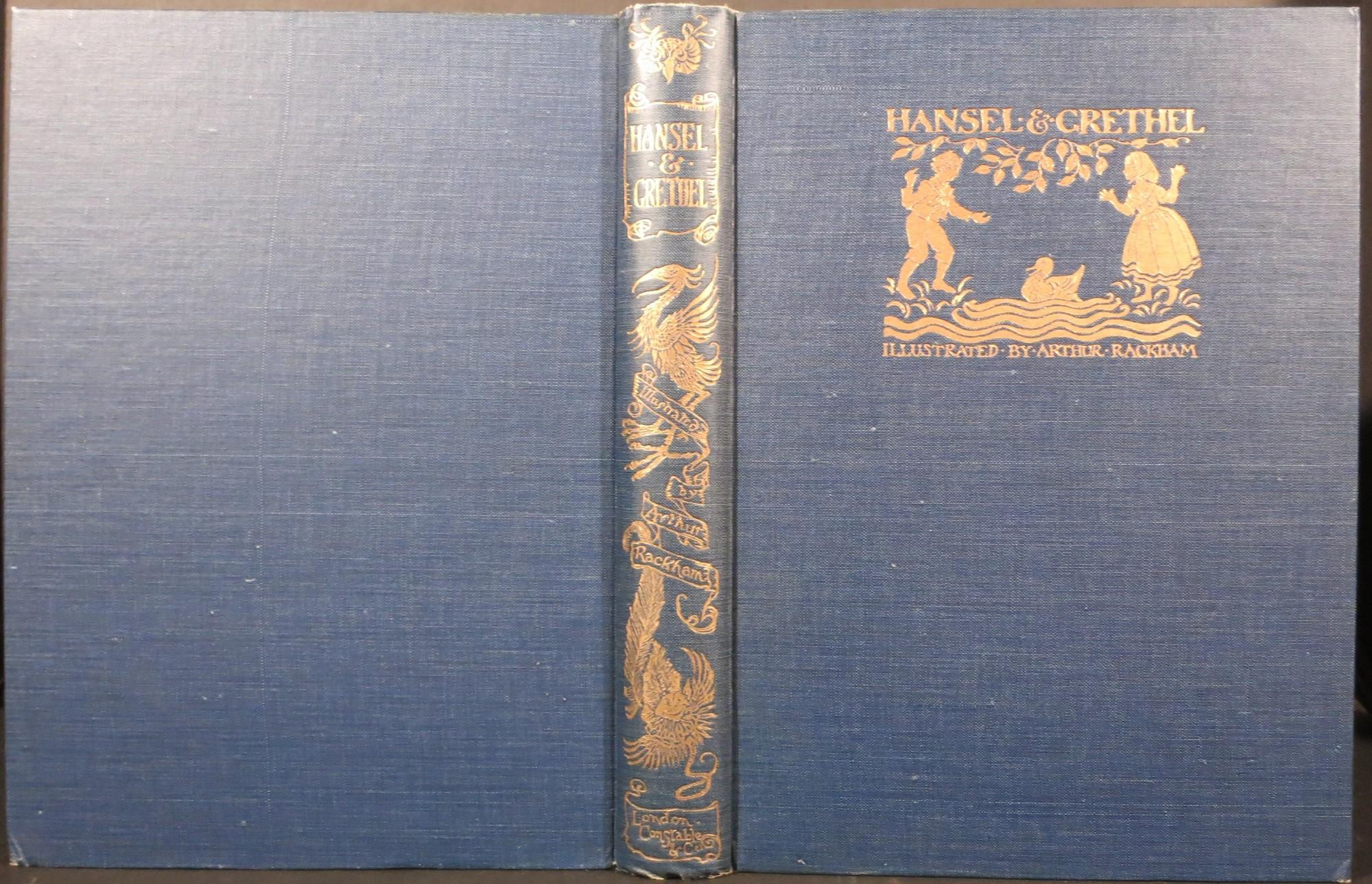 HANSEL & GRETHEL & OTHER TALES BY: Brothers Grimm