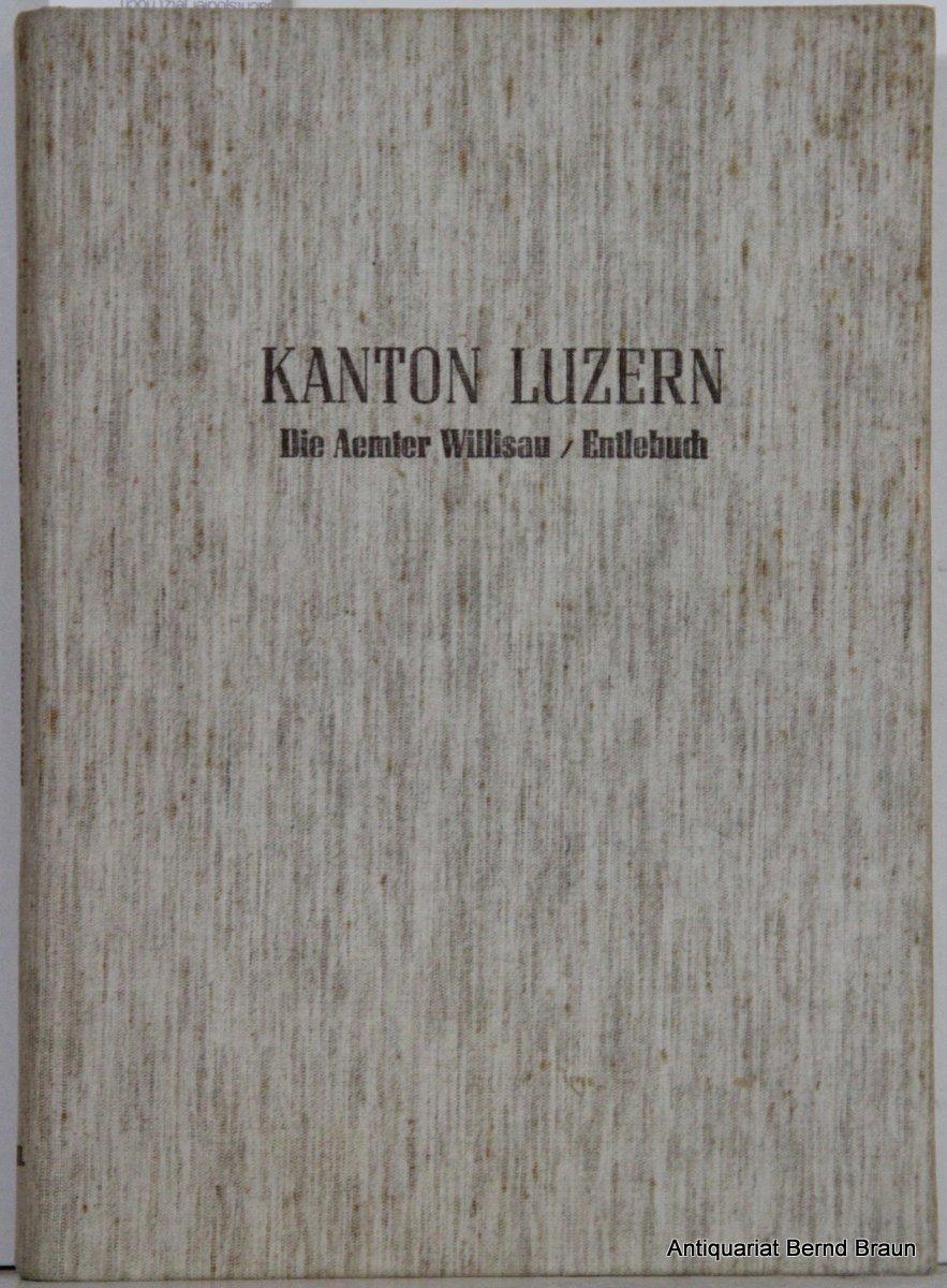 Beiträge zur Heimatkunde des Kantons Luzern. Band: Häberle, Alfred u.a.: