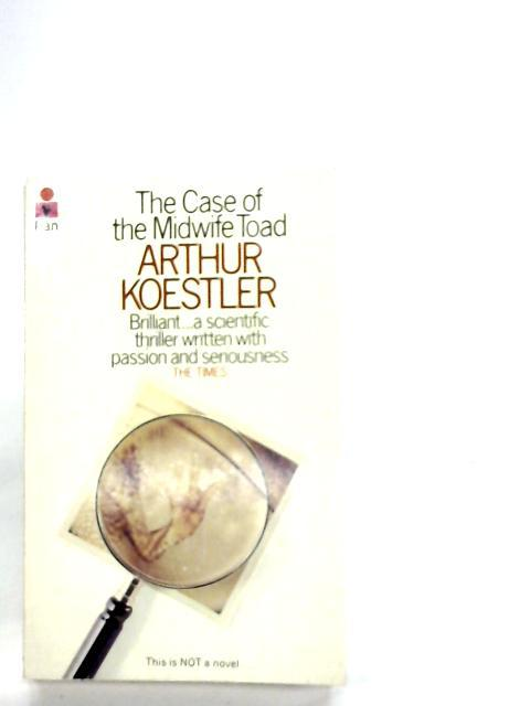The Case of the Midwife Toad: Arthur Koestler