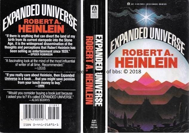 Expanded Universe - Heinlein, Robert A