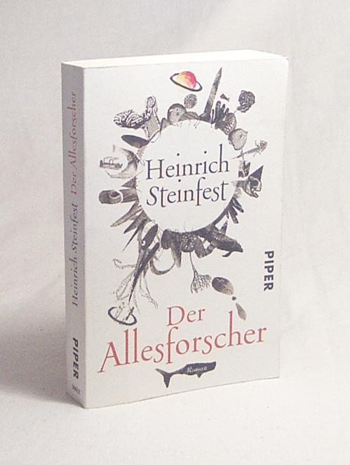 Der Allesforscher : Roman / Heinrich Steinfest: Steinfest, Heinrich