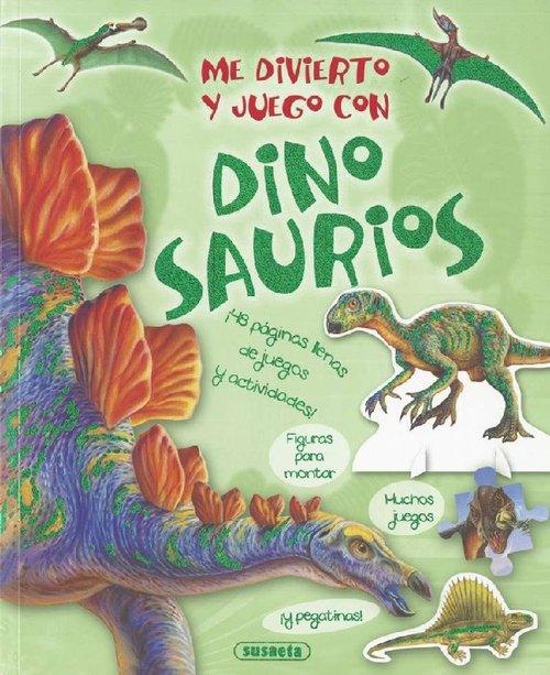 Me divierto y juego con dinosaurios. Edad: 6+.