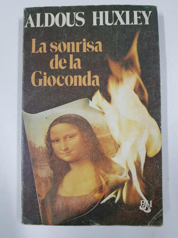 La Sonrisa De La Gioconda By Aldous Huxley Bueno Encuadernación De Tapa Blanda 1977 1ª Edición Libros El Joven