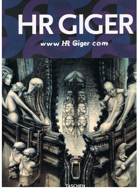 www HR Giger com: H. R. Giger