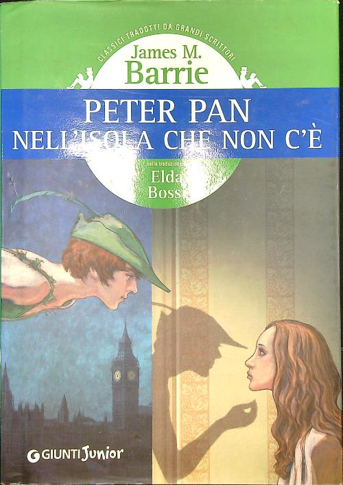 Peter Pan nell'isola che non c'e' - Barrie, James Matthew