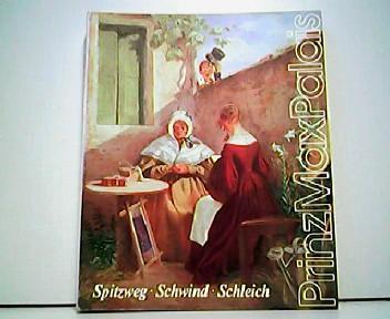 Spitzweg-Schwind-Schleich. Europäische Kulturtage Karlsruhe 1984 - Biedermeier: Stadt Karlsruhe -