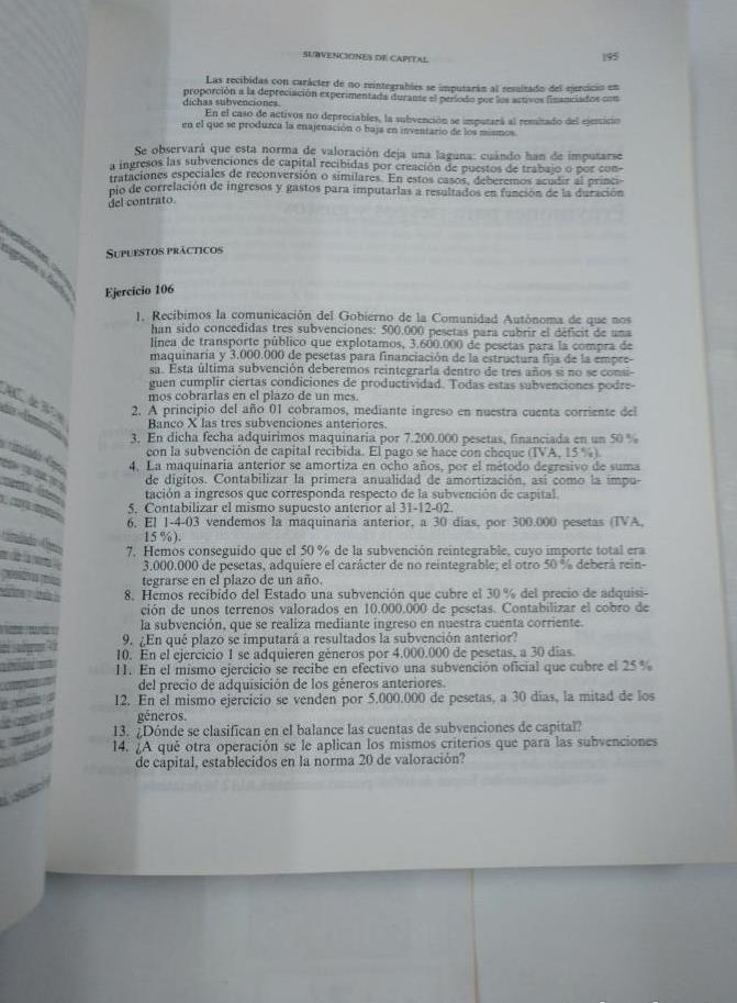 Supuestos Practicos De Contabilidad Financiera Y De Sociedades Jesus Omeñaca Garcia Tdk275 Traperíadeklaus