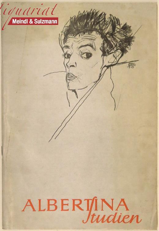 Albertina-Studien. 2. Jahrgang 1964 - Heft 4.: Klimt / Schiele.-