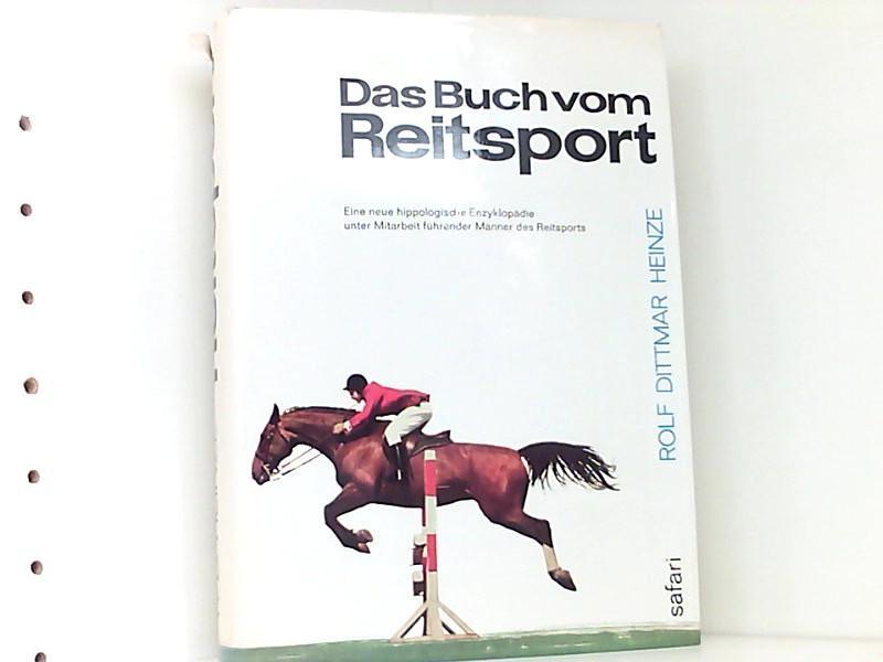 Das Buch vom Reitsport