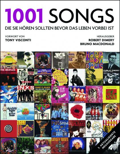 1001 Songs, die Sie hören sollten, bevor: Hg. Robert Dimery.