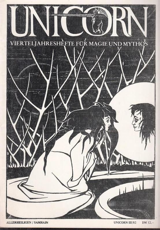 Unicorn. III / 82. Allerheiligen / Samhain.: Wichmann, Jörg (Hrsg.)
