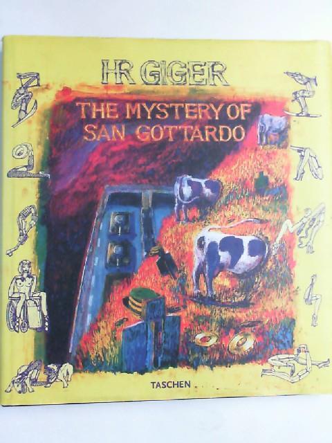 Mystery of St. Gottardo (Taschen Specials),: Giger, H R: