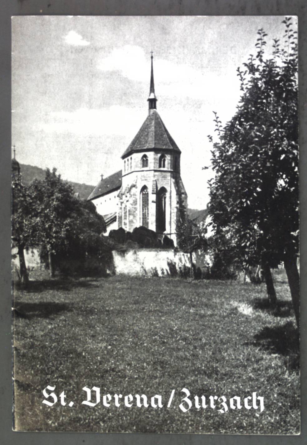 Der Marktflecken Zurzach; St. Verena-Kirche; Kunstführer Nr.: Reinle, Adolf: