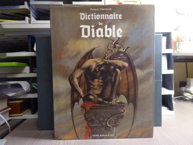 Villeneuve Dictionnaire Diable Abebooks