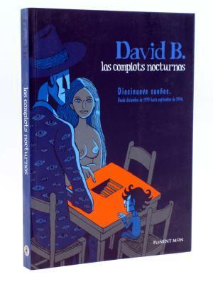Los Complots Nocturnos - David B.