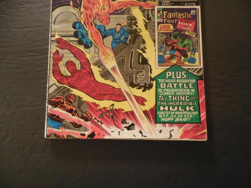 Details about  /Marvel Selects Fantastic Four #4 April 2000 Marvel Comics
