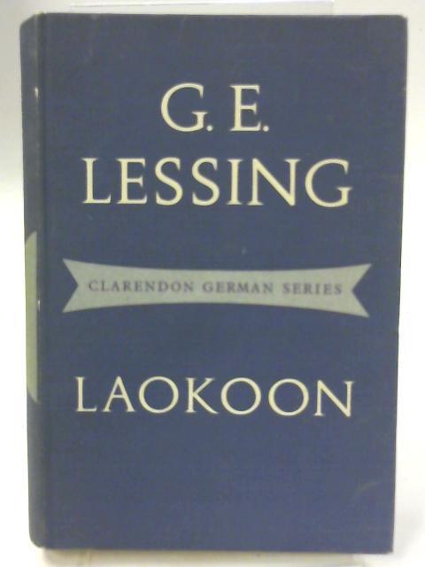Laokoon: Gotthold Ephraim Lessing