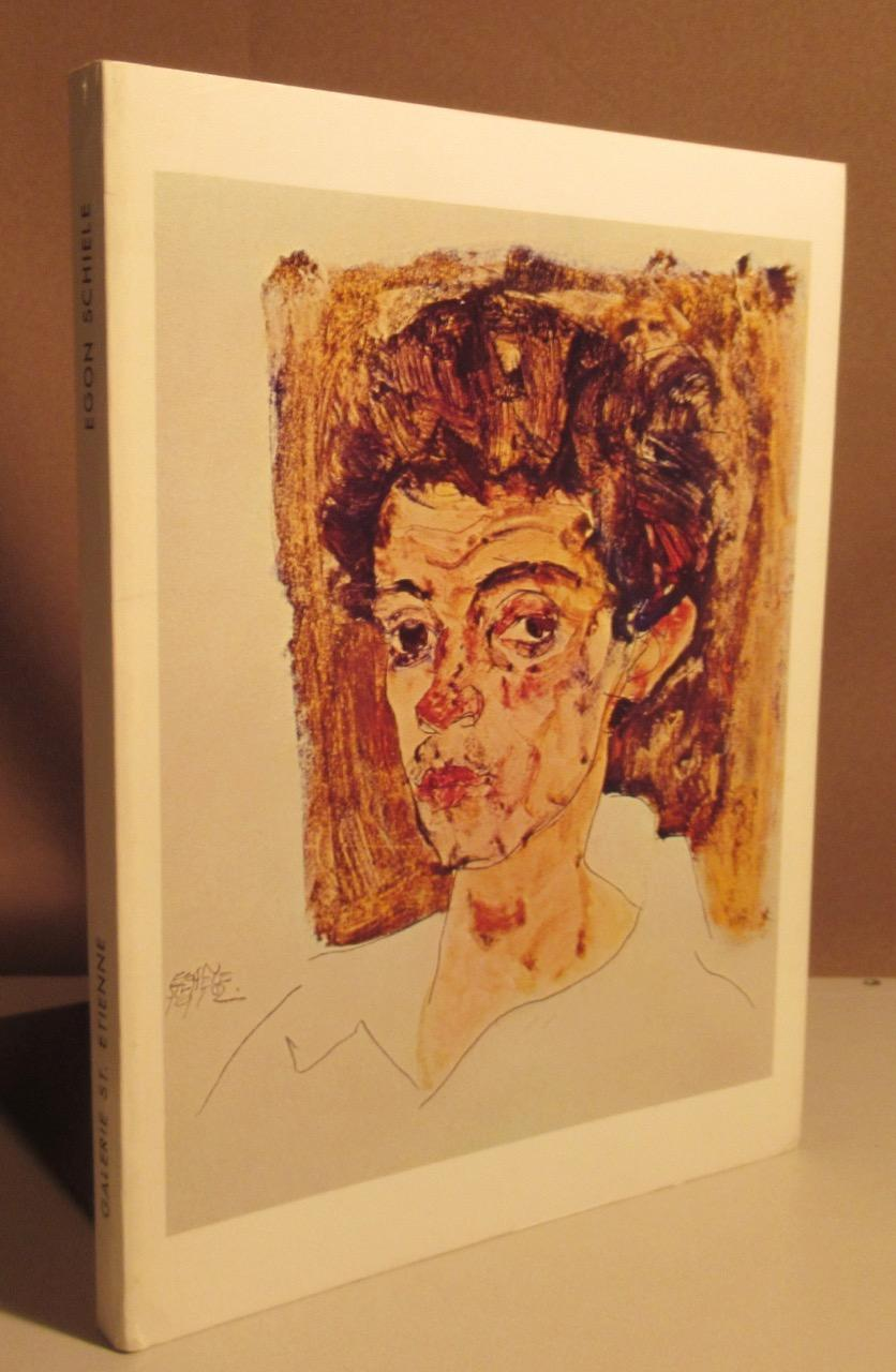 1890-1918. Watercolors and drawings. Memorial Exhibition.The Galerie: Schiele, Egon.