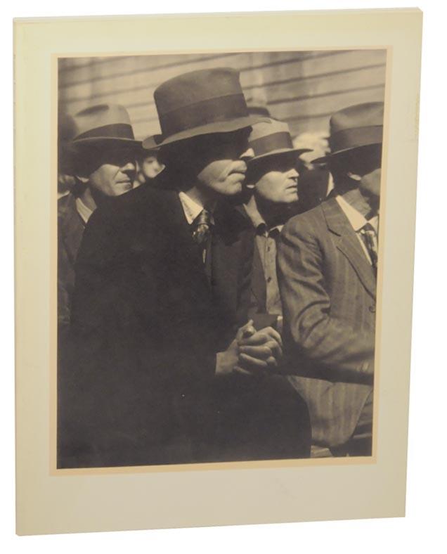 Dorothea Lange: Eloquent Witness: An Exhibition of Vintage Photographs - LANGE, Dorothea and Daniel Dixon