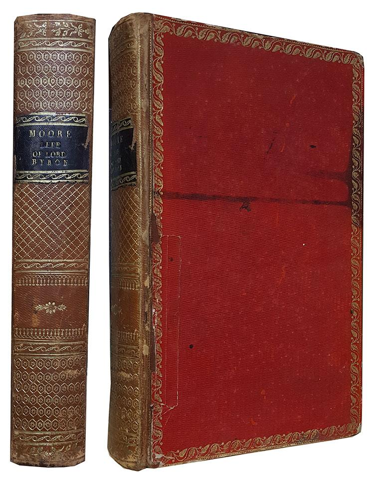 Letters and Journals of Lord Byron: With: Moore, Thomas