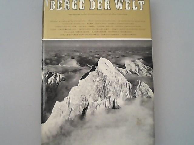 Berge der Welt : das Buch der: Müller, Hans Richard,