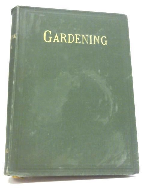 Gardening Vol. XXI, March 1899 - February: W. Robinson