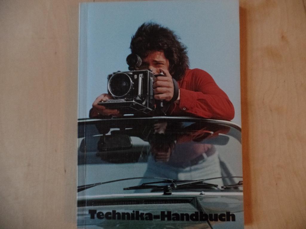 Technika-Handbuch.: Karpf, Nikolaus: