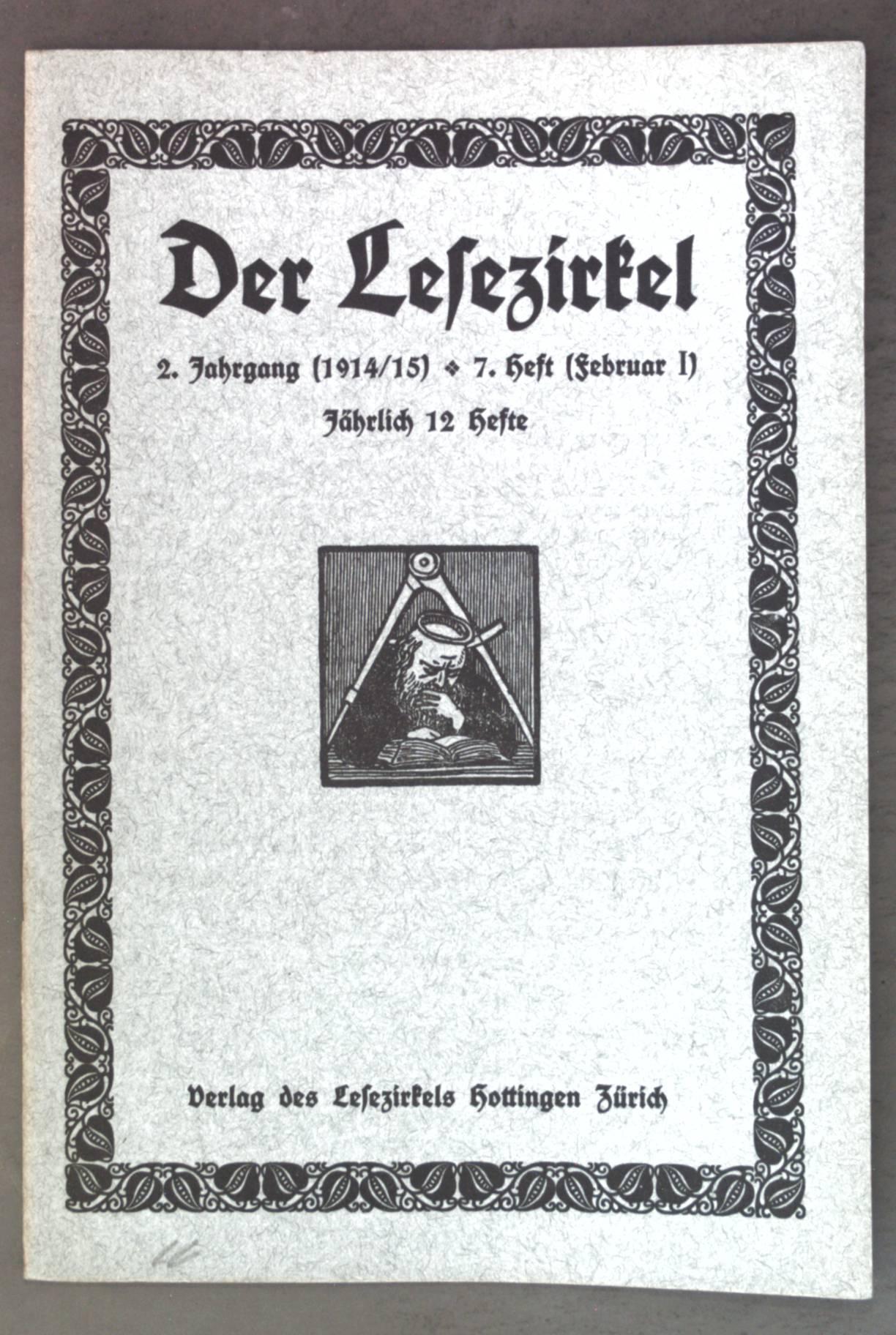 Die ältesten historischen Lieder der Schweiz; in: Frey, Adolf: